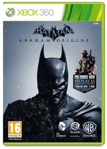 Batman: Arkham Origins (Xbox 360) [Edizione: Regno Unito]