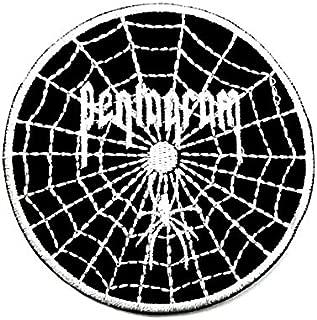 Aruno maison Pentagram 4 Rock Band Punk DIY Iron Sew On Embroidered Patch for Denim Jacket Vest Cap