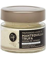 Appennino Food-boter met zwarte zomertruffel - Exotische smaak - 100% Italiaans product - 50 gram