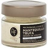 Appennino Food- Mantequilla con Trufa Negra de Verano - Exótico sabor - Producto 100 % Italiano - 50 Gramos