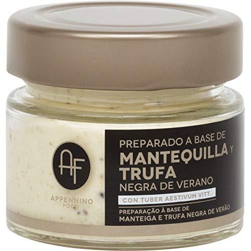 Appennino Food - Summer Black Truffle Butter - Exotisches Aroma - 100% italienisches Produkt - 50 Gramm