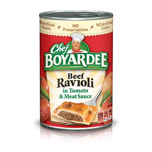 Chef Boyardee Beef Ravioli, 40 oz