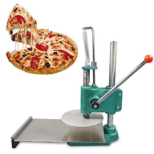 Pizza de pastelería máquina de la prensa, Manual de acero inoxidable del rodillo del hogar Masa, Manual de Hogares pasta de la pizza pasteles placa máquina de la prensa de metal para el hogar, la co