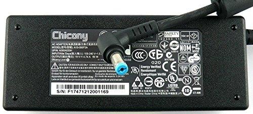 Original Acer Netzteil für Acer Aspire 7741G - 19V 4.7A 90W Ladekabel AC Adapter + Stromkabel