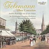 Oboe Concertos - ndrius Puskunigis