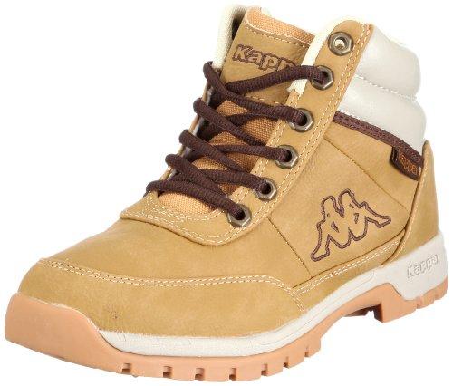 Kappa Bright W damskie wysokie sneakersy, beżowy - beżowy - 36 EU