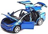 1:32 Scale Car Model X90 Tesla Alloy 1/32...