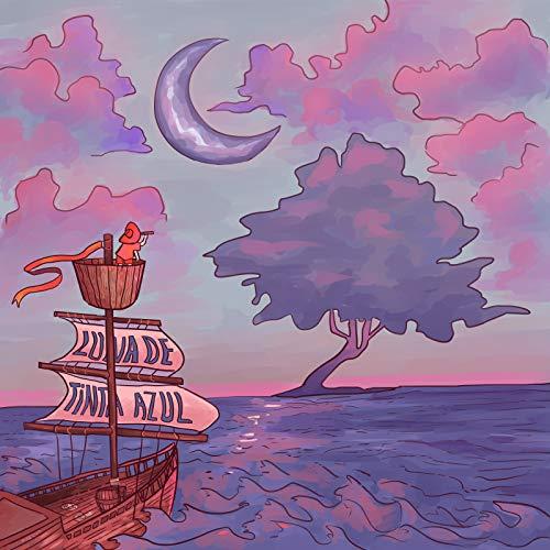 Luna de Tinta Azul