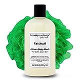 Best Liquid Body Soaps - The Soap Exchange Body Wash - Patchouli Scent Review