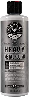 Chemical Guys SPI_402_16 - Heavy Metal Polish Restorer and Protectant (16 Ounce)