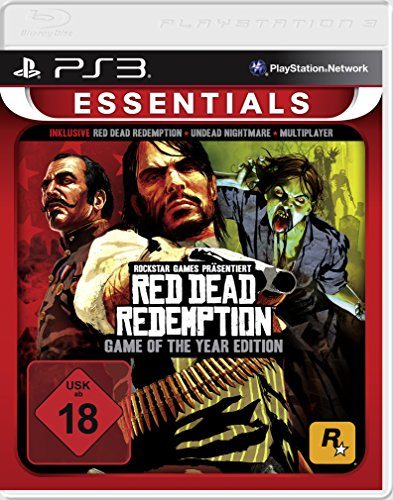 PS3 PS3 RED DEAD REDEMPTION GOTY E