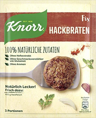 Knorr Natürlich Lecker Hackbraten Fix 3 Portionen (17 x 63 g)