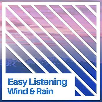 Easy Listening Wind & Rain, Vol. 4