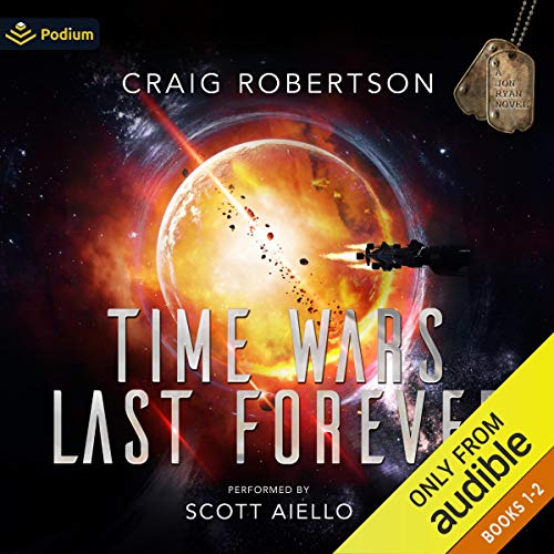 Time Wars Last Forever: Publisher's Pack cover art