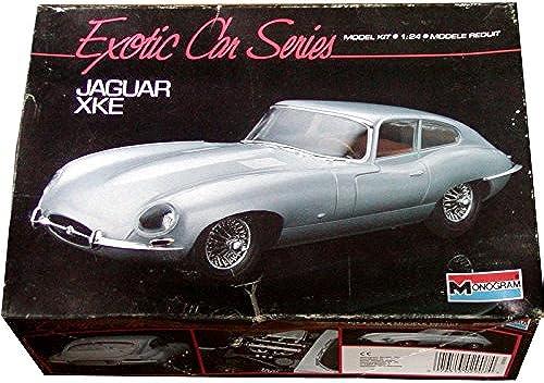 Jaguar XKE 1 24 (2097)