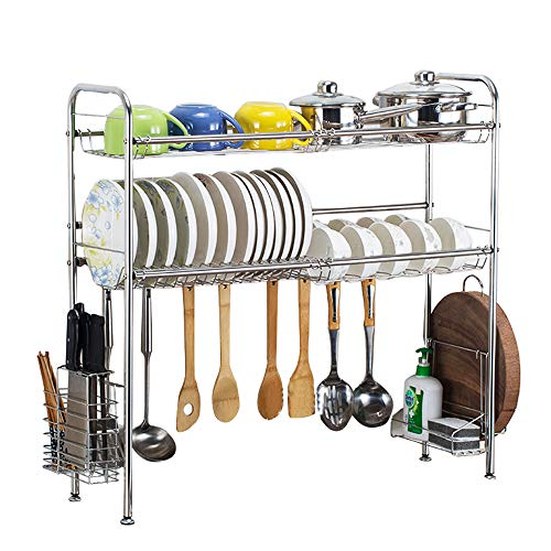 stainless storage shelves - 5