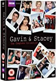 Gavin And Stacey - Series 1-3 + 2008 Christmas Special [DVD]