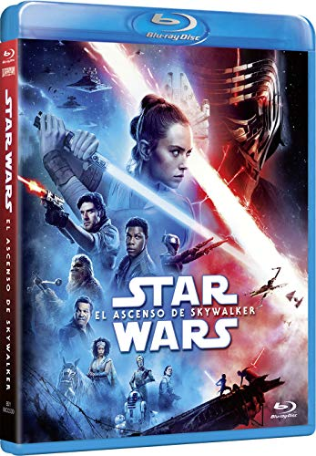 Star Wars: El Ascenso de Skywalker [Blu-ray] (Blu-ray)