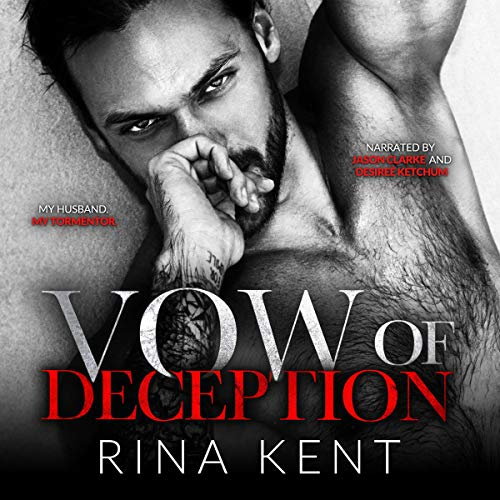Vow of Deception Audiobook By Rina Kent cover art