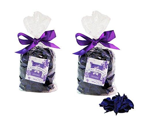 Vily's House Popurri perfumado Flor Seca (Set 2 Bolsas 300gr) (Violeta)