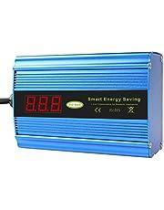 Decdeal Doméstico IP43 Led Ahorrador de Energía de Electricidad Inteligente