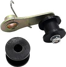 CNCMOTOK Heavy Duty Chain Roller Tensioner w/Spring 110cc 125cc 140cc Dirt Pit Pro Dirt Bike 4 wheeler Black