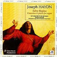 Haydn;Salve Regina