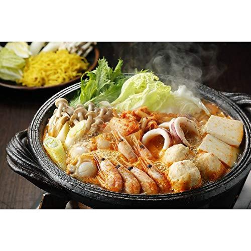 ( 産地直送 お取り寄せグルメ ) 北海道 海鮮キムチ鍋