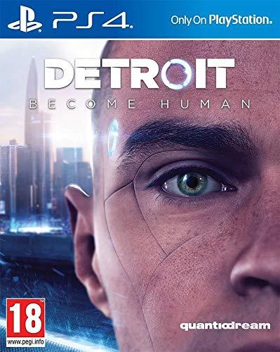 Detroit: Become Human PS-4 AT