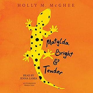 Matylda, Bright and Tender audiobook cover art