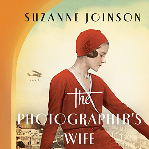The Photographer's Wife audiobook cover art