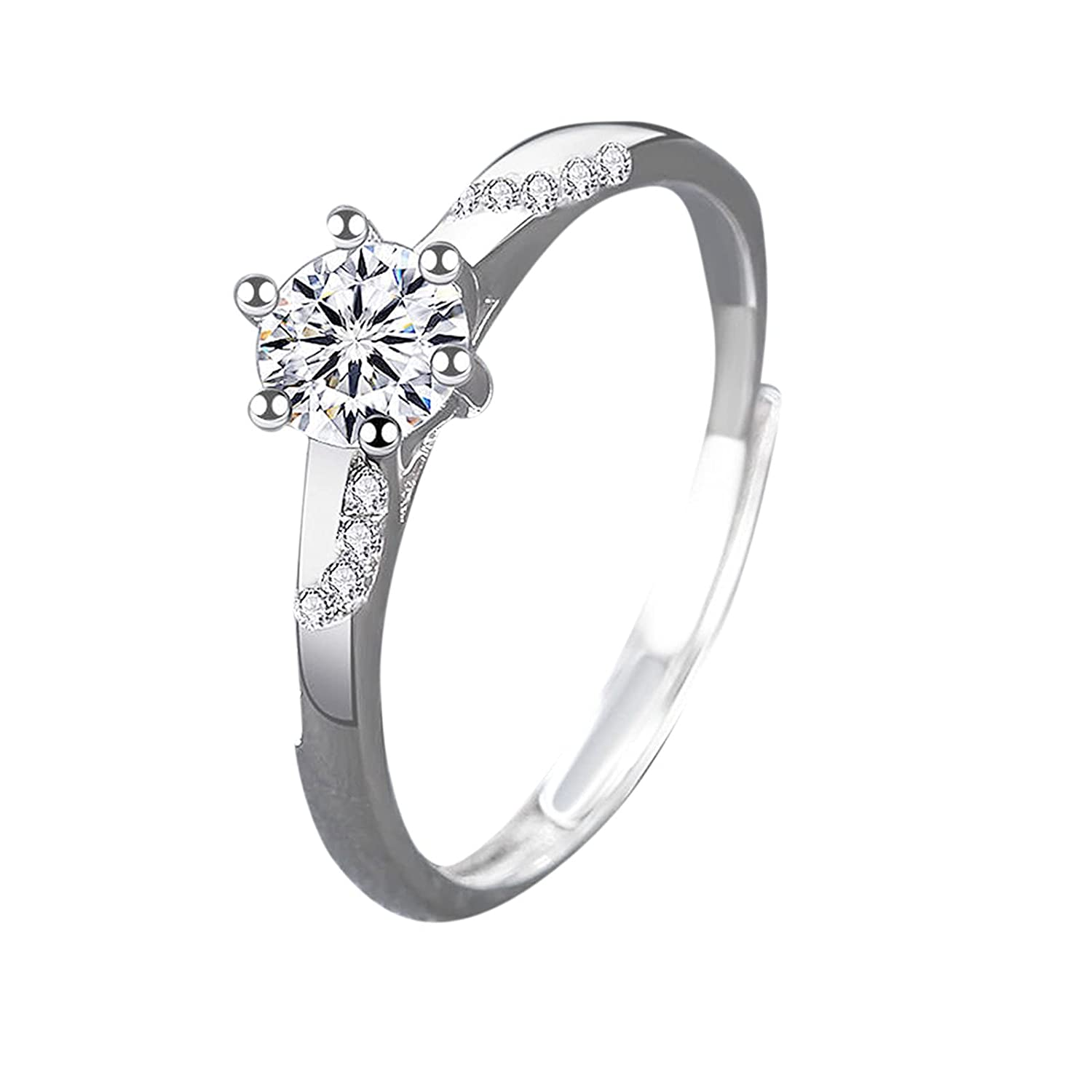 New arrival Women Rings for Wedding Engagement Special Campaign Personality Girlfriend