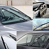 SANWAN - Tergicristallo anteriore piatto, 76,2 cm, 66 cm, per 308 308CC 308SW