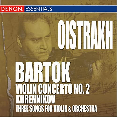 Various artists feat. Igor Oistrakh