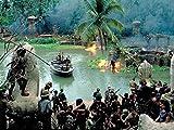 Vietnam War Movie Canvas Poster Light Canvas Decoration
