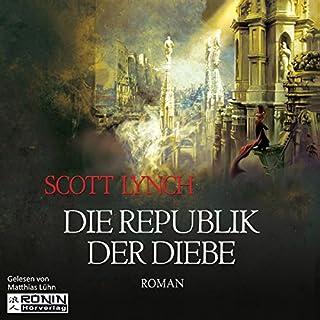 Die Republik der Diebe (Gentleman Bastard 3) Titelbild