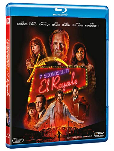 7 Sconosciuti a El Royale (Blu-Ray)