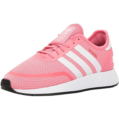 Adidas N-5923 J, Zapatillas de Deporte Unisex niño, Rosa (Rostiz/Ftwbla/Gritre 000), 35.5 EU