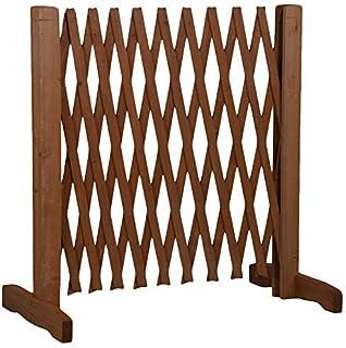 MaxxPro Barrier Door Safety Gate Extendible Dog Fence, 30 – 117 cm, altura 90 cm