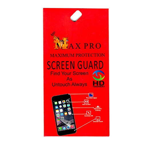 Max Pro Clear Screen Guard For Karbonn A108
