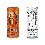 【セット買い】モンスターウルトラ缶 355ml×24本 + モンスター カオス 355ml×24本