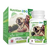 NutritionZoo Dog Joint Care Supplements - Glucosamine for Dogs 120 Tablets...