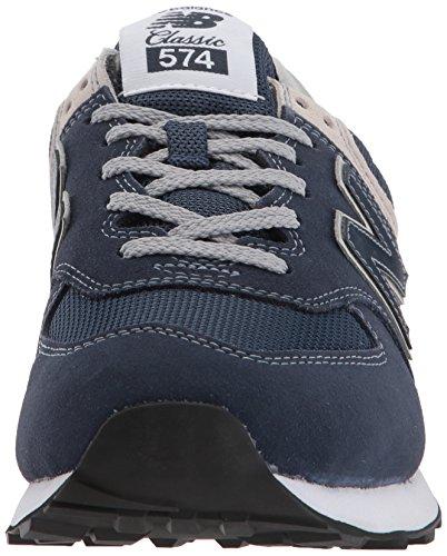New Balance WL574EB, Zapatillas Mujer, Azul (WL574EN), 37 EU