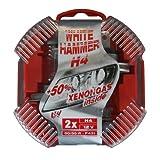 Hammer WH-H4 Autolampenbox H4 white Hammer Duo Box