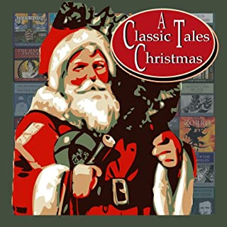 A Classic Tales Christmas audiobook cover art