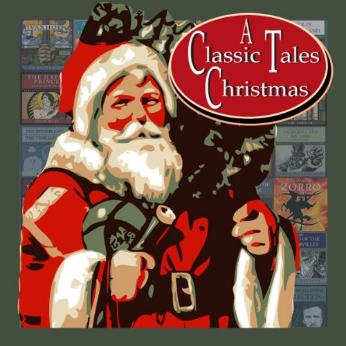 A Classic Tales Christmas cover art