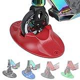VOKUL Universal Scooter Stand für Razor, Madd Gear, Lucky, Phoenix, Bezirk, Mehr Adult Kick Stunt Scooter (Neu Rot)