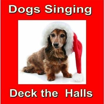 Deck the Halls (Singing Dogs)