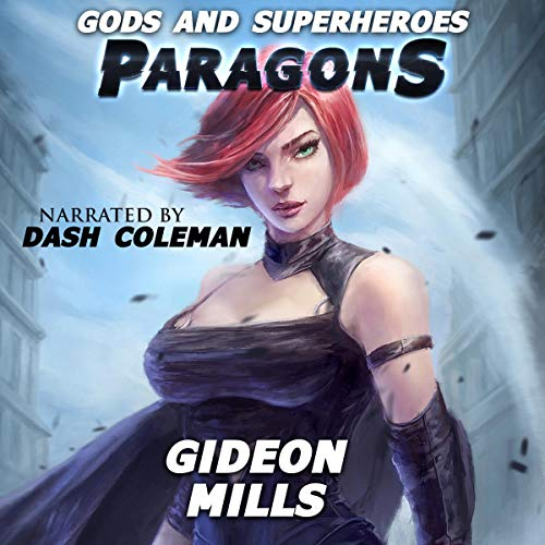 Paragons cover art