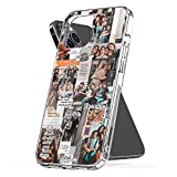 Phone Case Compatible with iPhone 6 2020 8 12 X 7 Se Xr 11 Friends 6s Tv Plus Show Xs Collage Pro Max Mini Combine Collage Mixed Photo Media Jumbo